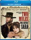 Two Mules for Sister Sara 0025192225666 With Shirley MacLaine Blu-ray Region a