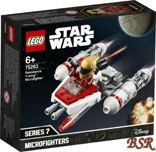75263 Widerstands Y-Wing™ Microfighter /& NEU /& OVP ! LEGO® Star Wars™
