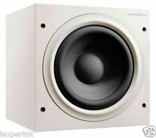 B&W Bowers Wilkins ASW610 Blanco - 200 Watt Subwoofer