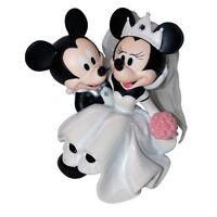 Disney Mickey & Minnie Wedding Figurine/Cake Topper