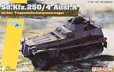 Dragon Models Sd.Kfz.234//4 Panzerspahwagen Tank Model Building Kit Premium Edition 1:35 Scale