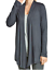 Sofra-Women-039-s-Open-Front-Soft-Draped-Long-Sleeve-Cardigan-Sweater-Longline-Tunic thumbnail 8