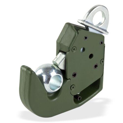 Traktor Unterlenker Fanghaken Schnellkuppler mit Fangkugel Kat 1 universal
