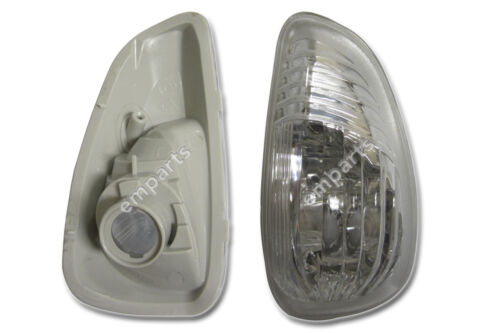 Renault Master Door Wing Mirror Indicator Lens Lamp 2010 2018 MKIII MK3 Right OS