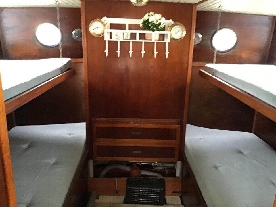 Husbåd / Living båd - Nye billeder