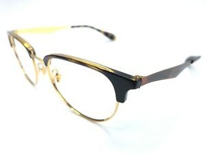ray ban clubmaster gold eyeglasses