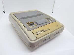 Official-Nintendo-Super-Famicom-Console-Only-SFC-SNES-Tested-NTSC-J-Japan-z9001