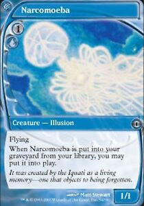 MTG Narcoamibe NM FOIL French Future Sight Narcomoeba