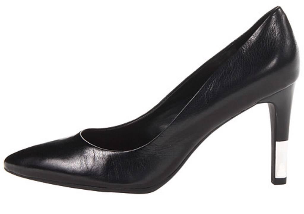 Para mujeres Zapatos Zapatos Zapatos Franco Sarto Mandolina Clásico Bombas Tacones De Cuero Negro  Esperando por ti