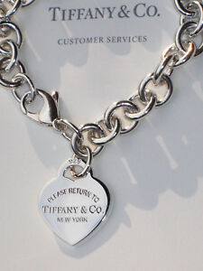 b23e451d7 Image is loading Tiffany-amp-Co-Return-To-Tiffany-Sterling-Silver-