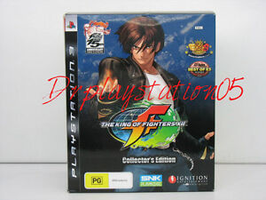 The-King-Of-Fighters-XII-Collector-039-s-Edition-PS3-Brand-New-In-Box-100-PAL-Game