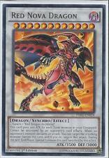 Yugioh HSRD-EN024 Red Nova Dragon Rare 1st Edition