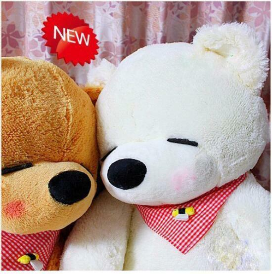 Riesige große hing müde teddybär plüsch baby weiche spielzeug geburtstag xmas kind geschenk c153