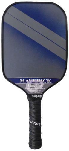 Nuevo participar Elite Pro Maverick Lite pickleball Paddle Azul