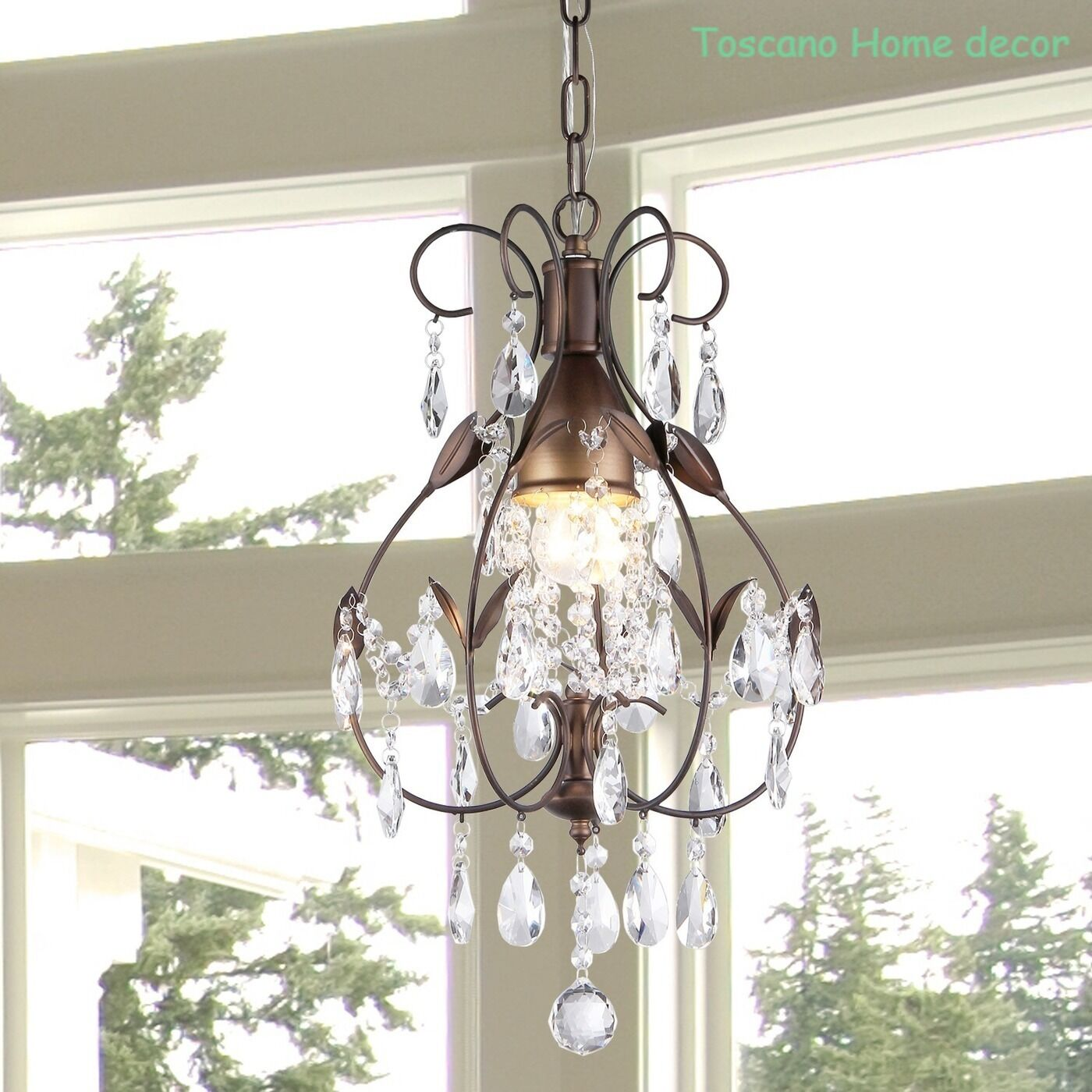 Contemporary Lighting Fixtures For Home: Modern Chandelier Lighting Rustic Contemporary Crystal