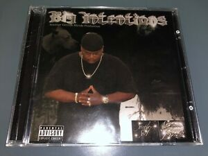 CD-BIG-INTENTIONS-Selftitled-2006-SouthernSoil-Records-Sealed-Arkansas-Rap