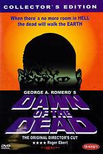 Dawn of The Dead DVD RARE South Korean IMPORT NTCS All Region
