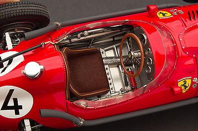 Exoto Xs 1:18 | 1958 Ferrari Dino 246 | Von Viaggi | Gp Di Germania | #gpc97219c Costo Moderato