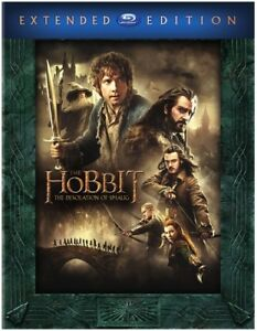 The-Hobbit-The-Desolation-of-Smaug-Extended-Edition-New-Blu-ray-Extended