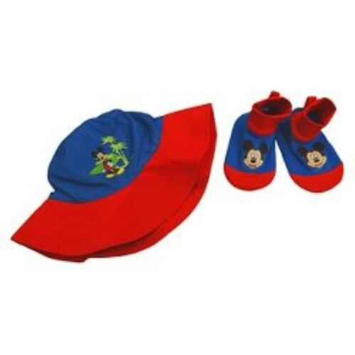 Sun Hat /& Aqua Sock Set Beach Pool 0-12 months New with Tags