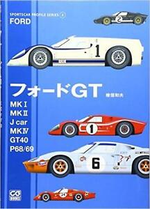 Ford Gt-mk1/ Mk2/ Jcar /mk4/gt40 /p68/ 69 ( Voiture Sport Profile Séries)