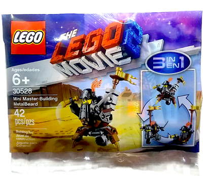 /'Lucy vs Lego  The Movie 2 Alien Invader/' 30527 Polybag BNIP