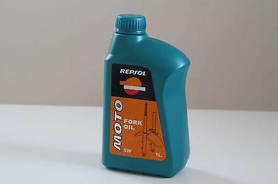 (9,90 €/l) Gabelöl Repsol Fork Oil 5w-