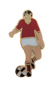 Bristol City Football Player Pin Badge - LAST FEW