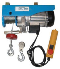 Elektrischer Seilzug GSZ 300//600 Güde 1050 W