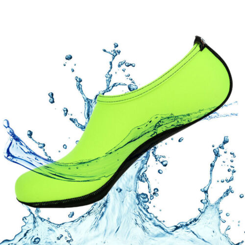 Unisex Camo Skin Water Shoes Beach Socks Yoga Exercise Pool Swim On Surf Slip