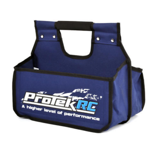 PTK8110 Pro-tek RC pit caddy herramienta Transportador Bolsa De Transporte