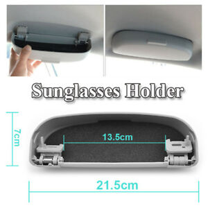 Car-Sunglasses-Glasses-Holder-Storage-Box-Clip-Case-For-Mitsubishi-ASX-Outlander