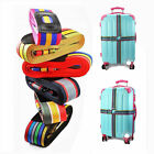 4.2m Travel Luggage Suitcase Cross Strap Baggage Bag Backpack Belt Metal Clasp