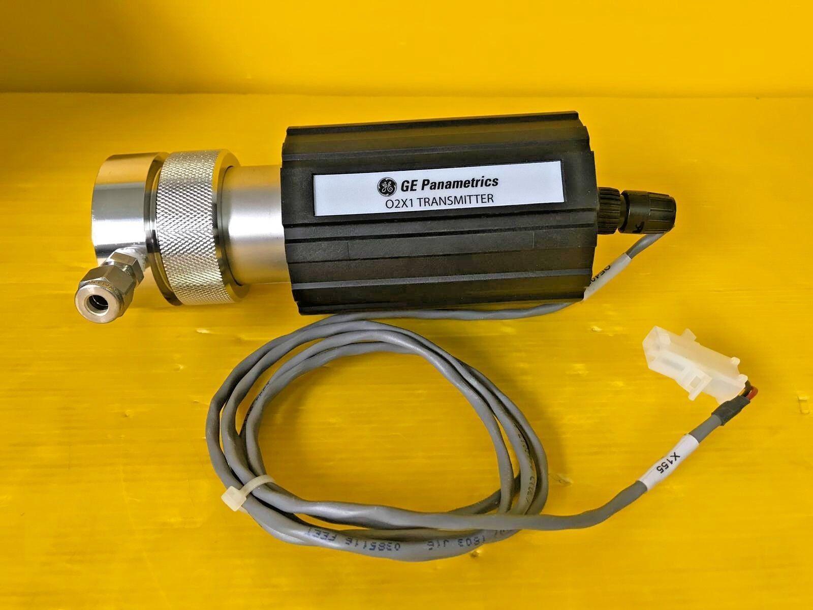 GE Panametrics O2X1 Industrial Oxygen Transmitter