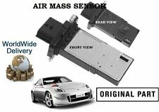 FOR NISSAN 350Z + GT 3.5i Z33 2003-> NEW ORIGINAL AIR MASS FLOW METER SENSOR