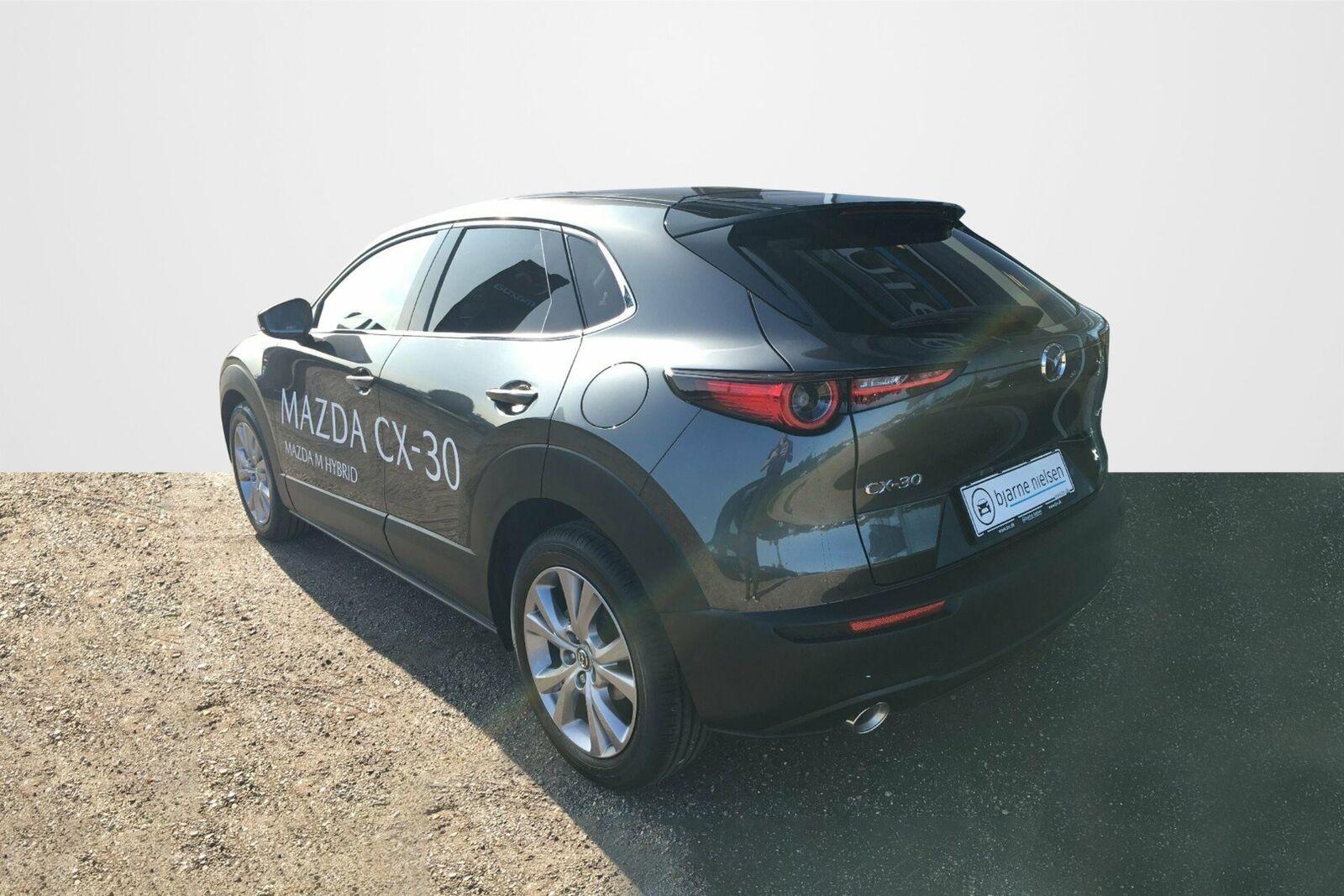 Mazda CX-30 2,0 SkyActiv-X 180 Cosmo aut. - billede 3