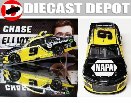 CHASE ELLIOTT 2019 NAPA BRAKES  1//24 ACTION   NASCAR  DIECAST