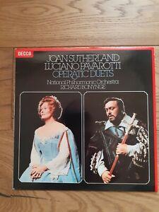 Joan-Sutherland-Luciano-Pavarotti-Richard-Bonynge-Operatic-Duets-LP