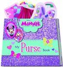 Disney Minnie Bowtique My Purse Book by Parragon (Novelty book, 2014)