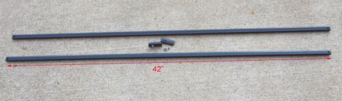 """Coleman Canopy Repair Kit Replacement Parts 2 TRUSS BARS 42/""""  With Connector"""