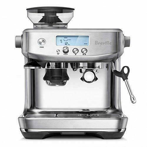 Breville Bes878 Barista Pro Espresso Machine Stainless Steel For Sale Online Ebay