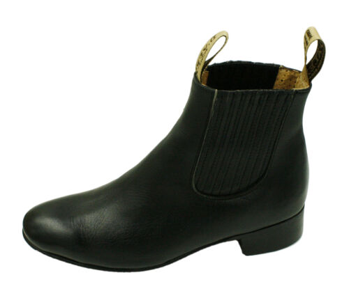 Men Short Ankle Genuine Leather Boots Style Carr Ankle Special Price