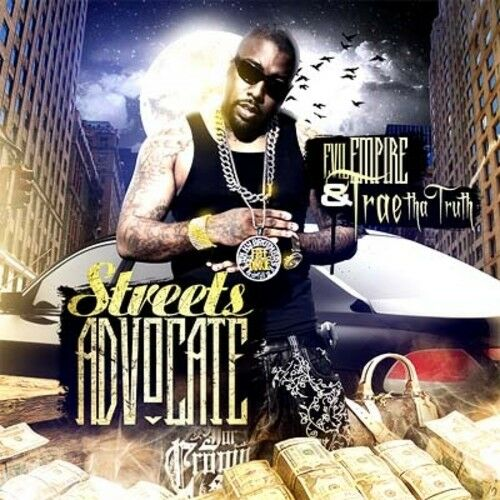 Trae - Streets Advocate CD #1932457