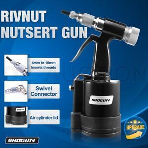 Nutsert-Rivnut-Air-Hydraulic-Tool-Rivet-Nut-Riveter-Gun-Garage-Tools