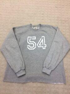 Fossil-Brand-54-Grey-Sweatshirt-Size-Large
