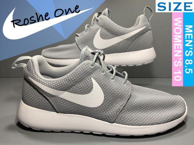 Size 8.5 - Nike Roshe One Wolf Grey