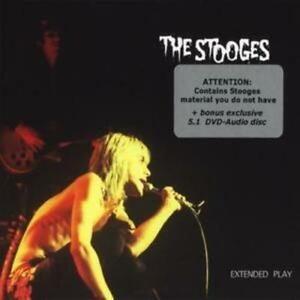 The-Stooges-Extended-Play-cd-dvd-CD-2-discs-2007-NEW-Amazing-Value