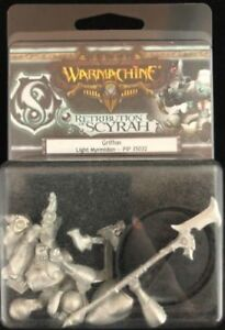 Warmachine-Griffon-Retribution-of-Scyrah-Light-Myrmidon-NEW