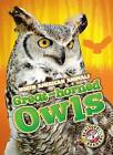 Great-Horned Owls by Christina Leaf (Hardback, 2015)