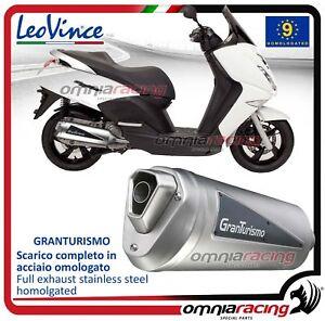 Leovince-Granturismo-Echappement-complet-approuve-CE-Peugeot-Satelis-125-06-gt-2013